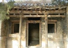 破旧庙宇图片
