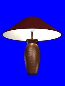 古典家居装饰台灯