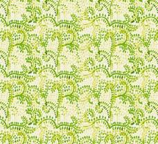 绿色蕨类无缝背景矢量