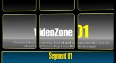 方格子视频模板