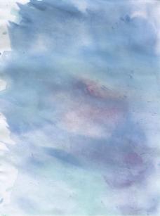 水墨质感溶图背景