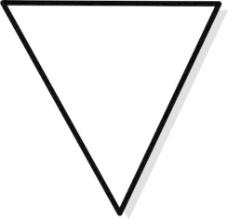 流程图符号三角形剪贴画
