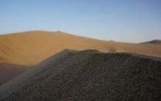 鸣沙山沙漠图片