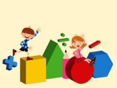 儿童教育教学ppt模板
