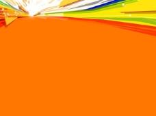 色块PPT模板