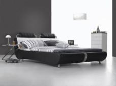 休闲软床图片 休闲软床背景