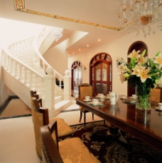 楼梯间布置