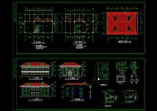 私宅建筑图纸