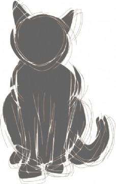 黑猫艺术剪辑
