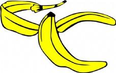 香蕉皮夹子艺术