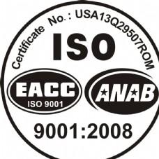 EACC+ANAB-ISO标志