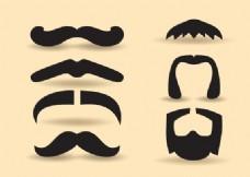 胡子设计图