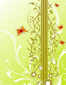 时装,图?#31119;?#32972;景,蝴蝶,材料