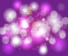 紫色触摸矢量图形
