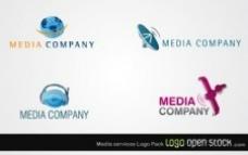 媒体服务标识包