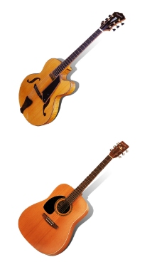 超清晰木吉他