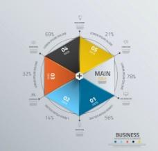 商务分类PPT图标图片