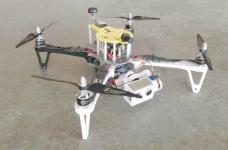 三维印刷FPV直升机交火