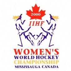 世界女子冰球锦标赛2000