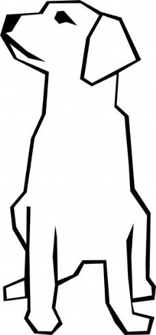 简笔画 设计 矢量 矢量图 手绘 素材 线稿 228_489