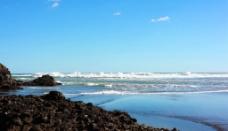 新西兰海滨风光图片