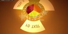 工作总结业绩报告AE模板视频素材
