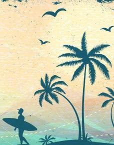 海边休?#26032;?#28216;度假广告图片