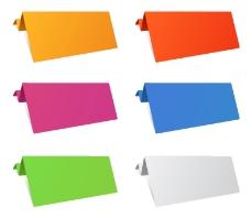 丰富多彩的折纸片
