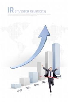 企业发展数据图