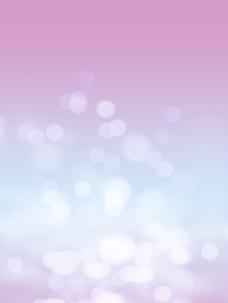 浅紫光斑benner背景