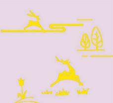 14-儿童房墙体彩饰/儿童壁纸3d材质贴图素材免费下载