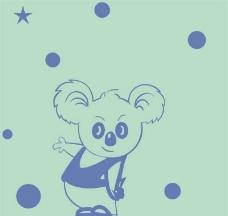 16-儿童房墙体彩饰/儿童壁纸3d材质贴图素材免费下载