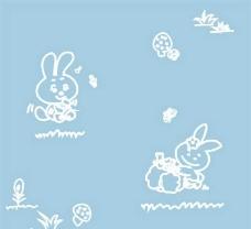 4-儿童房墙体彩饰/儿童壁纸3d材质贴图素材免费下载