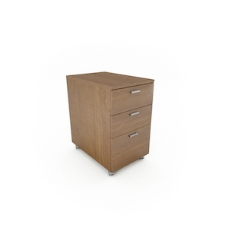 办公家具文件柜3d模型办公家具 1