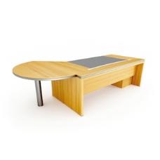 办公家具办公桌3d模型3d素材模板 133