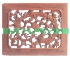 木材木纹木刻花效果图3d模型下载  26