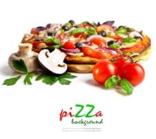 pizza 披萨图片