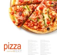 西餐 快餐 披萨 PIZZA图片