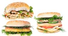 汉堡 西餐 快餐图片