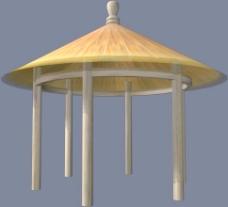 中式建筑3d模型下载3d建筑模型下载 30