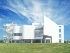 现代建筑3d模型下载3d模型 7