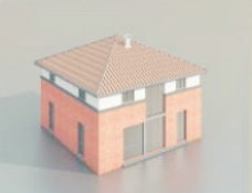 室外模型其他建筑3d素材3d模型 38