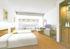 室内设计卧室3d素材3d素材 72