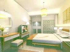 室内设计卧室3d素材室内设计 93