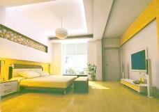 室内设计卧室3d素材3d装修模板 84