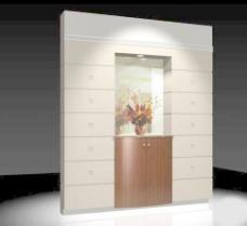 室内设计背景墙3d素材装饰素材 83