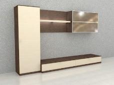 室内设计背景墙3d素材3d素材 42