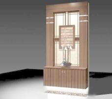 室内设计背景墙3d素材室内设计 33