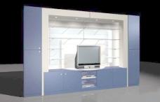 室内设计背景墙3d素材3d素材 101