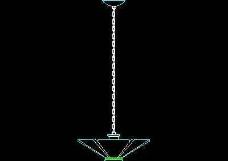 灯具图块CAD素材95